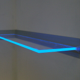 Glass Shelf LED Light Profile
