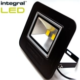 100 Watt Super Slim Integral LED Floodlight