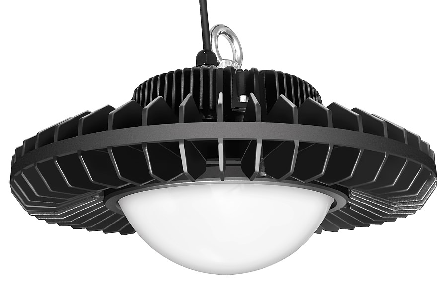 High Bay LED Light 150 Watt 4000k DALI Dimmable - Click Image to Close